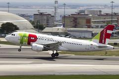 CS-TTP | TAP Air Portugal | Airbus A319-111  | CN 1165 | Built 2000 | LIS/LPPT 03/05/2018 (Mick Planespotter) Tags: aircraft airport 2018 nik sharpenerpro3 csttp tap air portugal airbus a319111 1165 2000 lis lppt 03052018 portela lisbon a319 humbertodelgado
