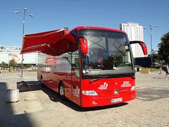 MB Tourismo, RCKiK Warszawa (transport131) Tags: bus autobus mb tourismo rckik warszawa