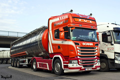 "Scania R Streamline "" TVT Transport "" (B) (magicv8m) Tags: scania r streamline tvttransport b tir trans transport lkw tank"