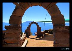 Titicaca landscape (xicoleao (Thanks to 1 million views)) Tags: southamerica peru titicaca