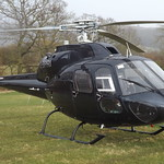 G-BPRI Aerospatiale Twin Squirrel AS-355F-1 Helicopter (Excel Helicopter Charter) thumbnail