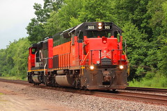 Tunnel motor Tuesday! (cheliman) Tags: ble bessemer emd sd40t3 tunnelmotor greenville lightmove