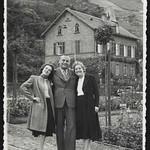 Archiv P535 Rheinurlaub, 1950er thumbnail