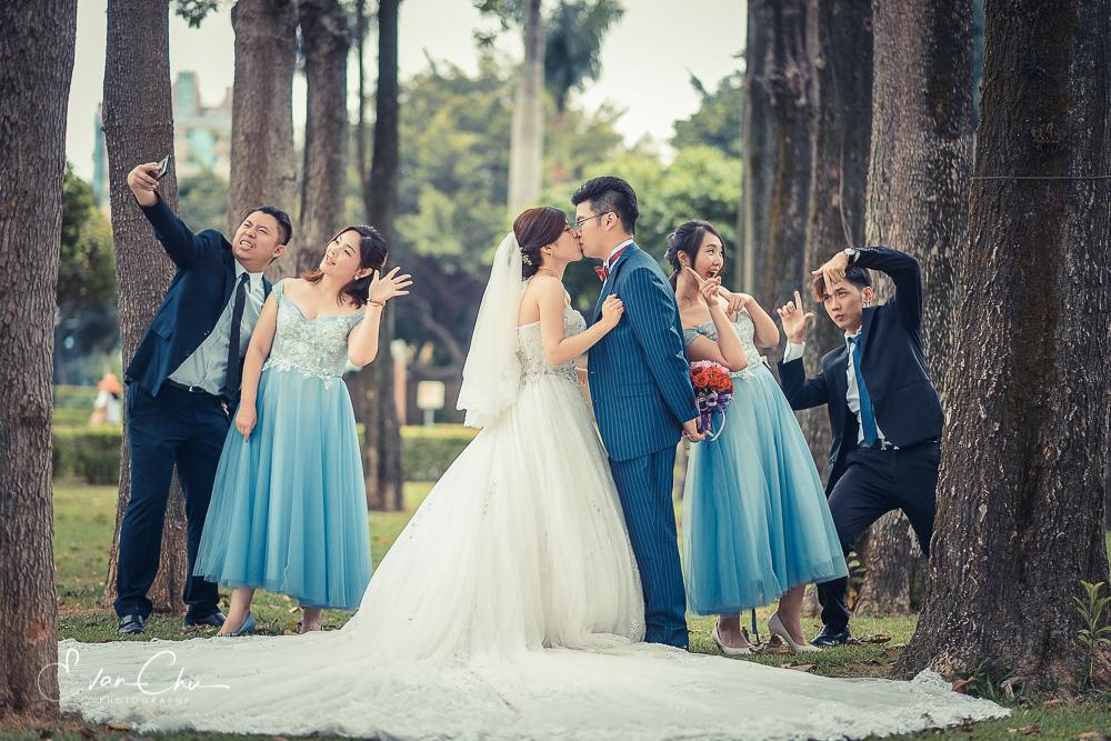 萬豪喜宴-奕誠&娉儀 婚禮紀錄_0103