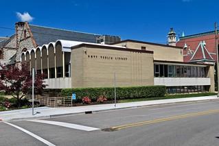 Hoyt Public Library, Saginaw, MI