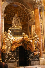 IMGP2089 (Maurizio Masini) Tags: roma rome rom vatican vaticano sanpietro statue saints