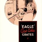 Eagle Gas-Coke Grates. Fires That Never Smoke thumbnail