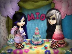 Chá de Bebê (♪Bell♫) Tags: taeyang maguna pullip naomi momoko yoko merek volker groove doll couple