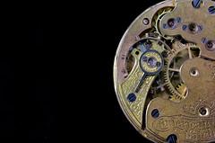 Time, Worn (KellarW) Tags: steampunk mechanical watchgears mechanicalwatch mechanicalmarvel aged americanmade watch waltham mechanicalpocketwatch worn copper gears macro pocketwatch steampunkgears photography macrophotography age copperwatch aging americanwaltham time