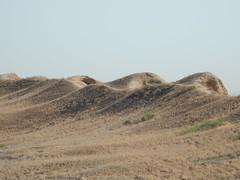 Towers of Nisa (Beth M527) Tags: unesco worldheritagesites ashgabat turkmenistan centralasia 2018 parthianfortressesofnisa antiquities ruins silkroad