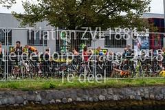 Triatlon ZVL-1886 Leiderdorp 12 aug. 2018 1e deel  nr 1.jpg (waterpolo photos) Tags: 2018 leiderdorp dezijl zvl1886 12aug2018 river sport triatlon rivier triathlon nederland netherlands