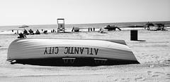 Atlantic City,  N.J. 2018 (bpephin) Tags: ac nj jersey casino boardwalk ocean boat blackwhite beach