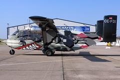 Pink Aviation  Short SC.7 Skyvan 3 OE-FDI (widebodies) Tags: zweibrücken zqw edrz widebody widebodies plane aircraft flughafen airport flugzeug flugzeugbilder pink aviation short sc7 skyvan 3 oefdi