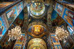 Church of the Savior on Blood (svklimkin) Tags: church icon interior russia saintpetersburg architecture mosaic petersburg canon religious россия церковь питер санктпетербург спб