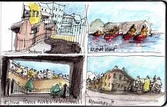 Millers Point thumbnails (panda1.grafix) Tags: millerspoint pencilsketch