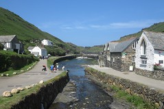 boscastle40 (West Country Views) Tags: boscastle cornwall scenery