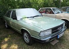 Audi 100 L 5D 1979 (Zappadong) Tags: bockhorn 2018 c2 audi 100 l 5d 1979 zappadong oldtimer youngtimer auto automobile automobil car coche voiture classic classics oldie oldtimertreffen carshow