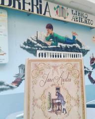 Estefanía - Granada/España (Sitio de Jane Austen) Tags: janeausten persuasion200 persuasion northangerabbey200 northangerabbey laabadíadenorthanger fridaycatherine fridayanne bicentenario bicentennary books libros