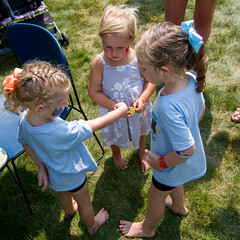 Tattoo Inspection (Lester Public Library) Tags: 365libs lesterpubliclibrary librariesandlibrarians lpl library libraries lesterpubliclibrarytworiverswisconsin libslibs tworiverswisconsin tworivers publiclibrary publiclibraries carnival carnivals communityevents community summerreading summerreadingprogram childrensprogram kids wisconsinlibraries readdiscoverconnectenrich