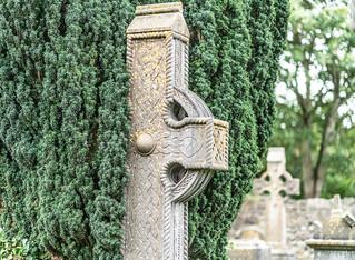 OLD CHURCHYARD KNOWN AS ST. JOHN'S [DUBLIN ROAD KILKENNY]-142960