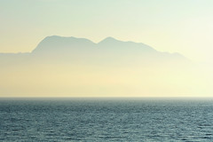 D71_6771A (vkalivoda) Tags: hory silueta mountain silhouette rujnica rilic croatia sea water sky ocean landscape mist bay