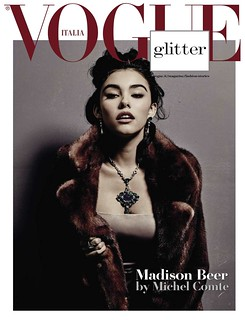 Madison Beer Vogue Italy