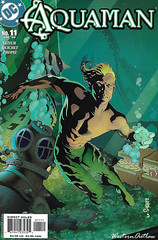 Aquaman 11 2003 (WesternOutlaw) Tags: aquaman aquamancomic dc dccomics atlantis blackmanta arthurcurry