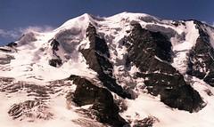 Mountain at Diavolezza