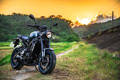 俺 の XSR900 - 3 (Cheng-Xun Yang) Tags: xsr900 yamaha xsr mtm850 バイク ヤマハ motorcycles