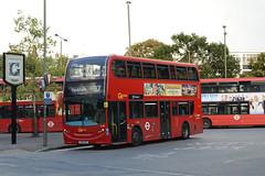 Go Ahead London Central E186 (SN61BHZ) on Route 37 (hassaanhc) Tags: alexander dennis adl enviro enviro400 e400 goaheadlondon goaheadgroup goahead