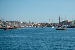 Cap D'Agde Ferris Wheel (MtH79) Tags: capdagde cap dagde france beach port boats nikon d5500 beautiful 1020mm 70300mm fort boat aqualand aquapark lunapark luna park