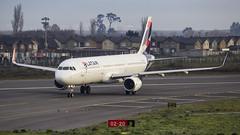Airbus A321-211SL / LATAM Chile / CC-BED (Vicente Quezada Duran) Tags: airbus a321211sl latam chile ccbed