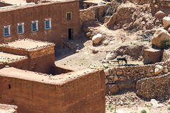 2018-4512 (storvandre) Tags: morocco marocco africa trip storvandre telouet city ruins historic history casbah ksar ounila kasbah tichka pass valley landscape