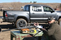 Testing Black Hills 168 grain Match grade 308 Win on a 600 yard range (huntingmark) Tags: guntest gun rimfire optics testing shooting field range warmup target longrange 308win wildcat hunter expert scope sniper itacha nightforce 65creedmoor creedmoor ruger chassis rifle hunting 300win blackout hornady