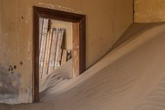 Kolmanskop ghost town (Tim&Elisa) Tags: namibia kolmanskop canon ghosttown sand desert namibdesert lüderitz