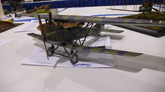 Rumpler C-IV 1/32 (CHRISTOPHE CHAMPAGNE) Tags: 2018 ipms convention phoenix usa maquette kit arizona 132 rumpler wingnut wings civ