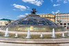 Die Fontäne World Clock Fountain in Moskau (marcoverch) Tags: fusball fans deutschland fusballwm football wm2018 moskau russland2018 moskva russland ru travel reise architecture diearchitektur building gebäude city stadt fountain brunnen water wasser noperson keineperson outdoors drausen sky himmel tourism tourismus landmark wahrzeichen urban städtisch old alt capital hauptstadt museum castle schloss ancient sculpture skulptur culture kultur cityscape stadtbild noiretblanc flickr festival new ice moon plane sunlight home fontäne worldclockfountain
