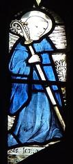 Stamford - St John the Baptist Church - Medievel Stained Glass (Glass Angel) Tags: stamford lincolnshire stjohnthebaptistchurch medievel stainedglass churchesconservationtrust stleonard