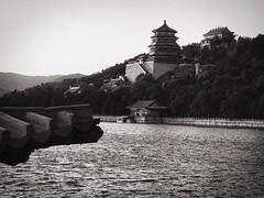 "Summer Palace Beijing (paohi) Tags: travelphotography travel ""summerpalace"" summerpalace beijing china mobilephotography iphone iphoneography monochromatic blancoynegro blackandwhite bw ""blackwhite"""