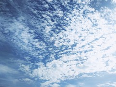 Photo of the day. ☁ (msyiinz) Tags: cloud bluesky sky skyline