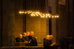 Κύριε, ἐλέησον (Wöwwesch) Tags: monastery monks vocal kyrie eleison warmth