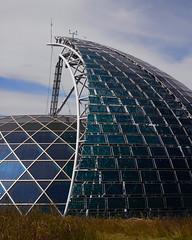 Tourne-Sol (ANOZER Photograffist) Tags: architecture archi building structure glasses solaire solar detail curve graphic france paris anozercreation anozer photography