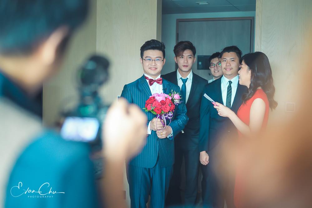 萬豪喜宴-奕誠&娉儀 婚禮紀錄_0041