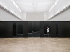 Unbuilding Walls (lars_uhlig) Tags: 2018 venice venedig venezia architektur architecture biennale german pavilion pavillon graft black wall
