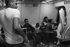 (Victor Spinelli dos Santos) Tags: brasil brazil fotografiaderua rua sp streetphotography sãopaulo metro subway metropolitan manequim modele modelo bw blackandwhite pretoebranco pb everyday