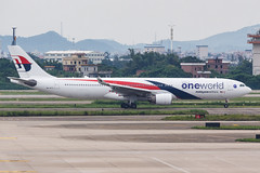 Malaysia Airlines A330-300 9M-MTO One World 004 (A.S. Kevin N.V.M.M. Chung) Tags: aviation aircraft aeroplane airport airlines plane spotting can a330 a330300 airbus