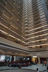 2018-08-FL-194446 (acme london) Tags: atlanta atrium balcony balustrade concrete corridor downtown foyer georgia hotel hyatt hyattregency johnportman planting railing