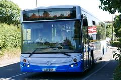 AE11BDF ABus , Bristol (neiljennings51) Tags: a bus abus bristol peters mercedes benz psv pcv service x8 excel north somerset