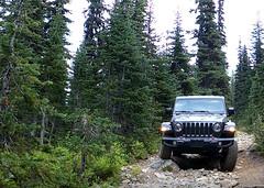 JeepVanEpps (Aubrey Sun) Tags: off road jeep wrangler rubicon jl 2018 cle elum roslyn wa washington mountain 4wd trail teanaway fortune creek van epps pass loop gallagher head lake