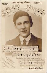 Springburn Evangelist, Seth Sykes (1892-1950). (Paris-Roubaix) Tags: seth sykes bessie springburn evangelist vulcan street atlas north glasgow antique postcards scotland vintage scottish 363 road